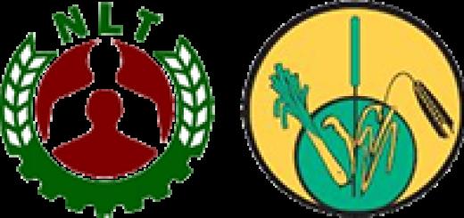 NLT NLR logo